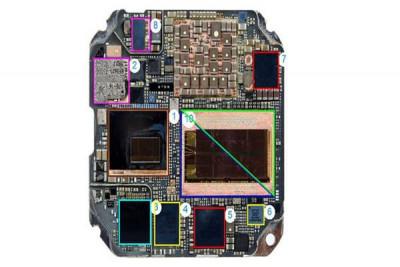 Sửa lỗi Apple Watch sạc không lên nguồn, hao nguồn