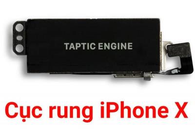 Thay rung iPhone X, Xs Max