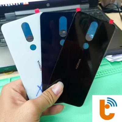 Thay mặt kính sau Nokia 5.1 Plus