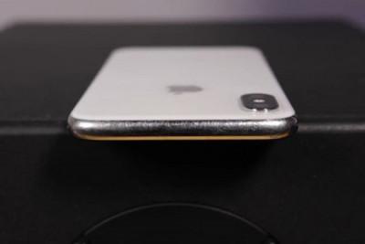 Xóa trầy viền iPhone X