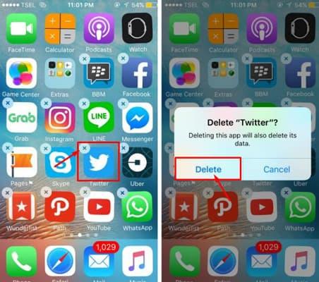 Gỡ bỏ ứng dụng