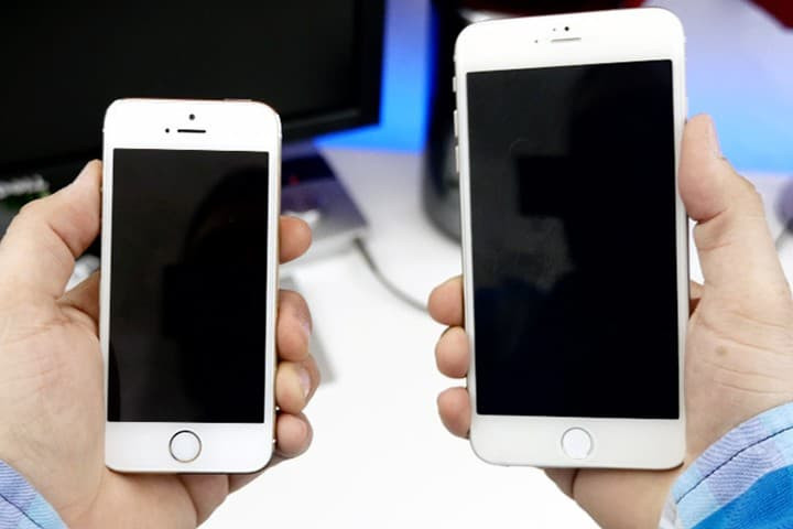 Lỗi màn hình iPhone 6