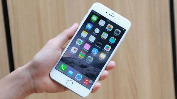 Màn hình iPhone 6 bị đơ
