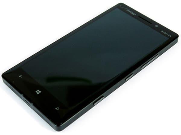 Màn hình điện thoại Nokia bị tối đen