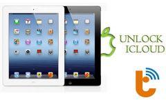 Mở khóa iCloud iPad 2, 3, 4