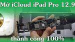 Mở khóa iCloud iPad Pro 9.7, 10.5, 11, 12.9