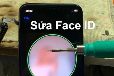 Sửa iPhone Xs Max mất Face ID