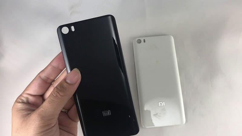Thay nắp lưng Xiaomi Mi 5 giá rẻ, lấy liền tại TPHCM, Hà Nội