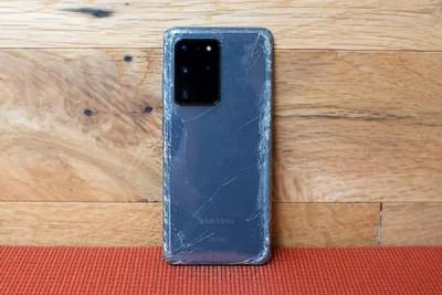 Thay kính lưng Samsung S20, S20 Plus, S20 Ultra