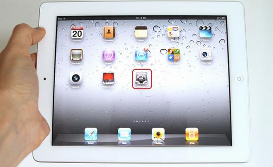 Cách khắc phục màn hình iPad bị phóng to