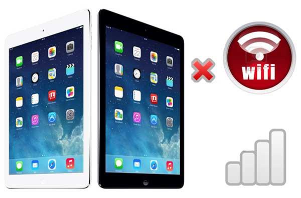 Cách khắc phục khi iPad không bắt được wifi