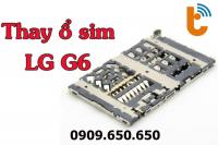 Thay ổ sim LG G6