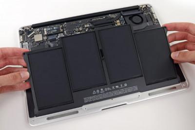 Thay pin macbook Air 2014