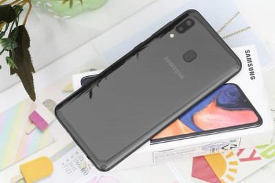 Thay vỏ Samsung Galaxy A20, A20S