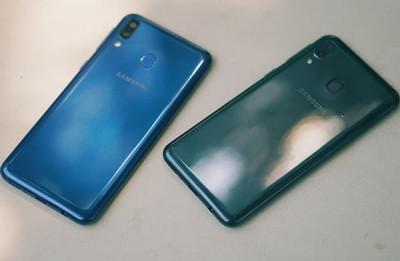 Thay vỏ Samsung Galaxy M20