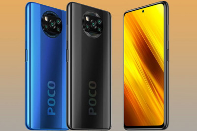 Thay màn hình Xiaomi Poco X3 NFC