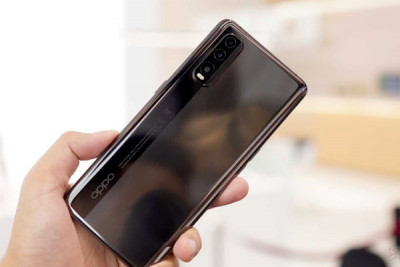 Thay nắp lưng Oppo Find X, X2