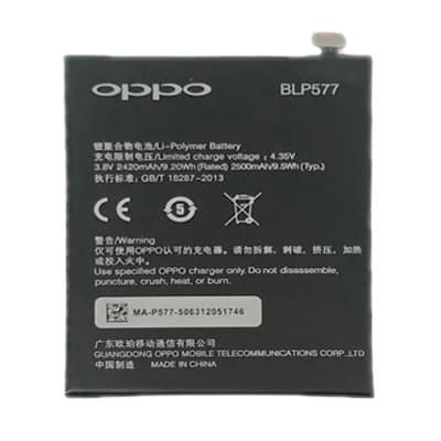 Thay pin Oppo A51W