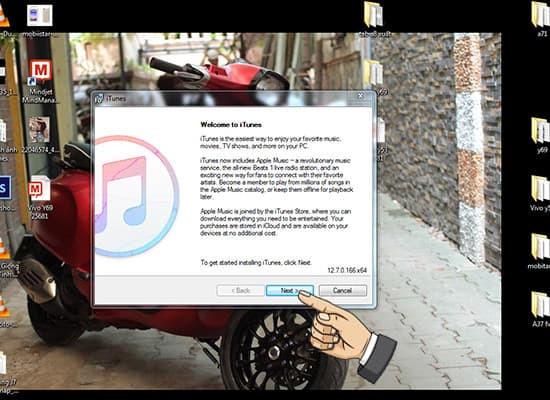 Cách copy ảnh từ iPhone vào máy tính | Hình 2