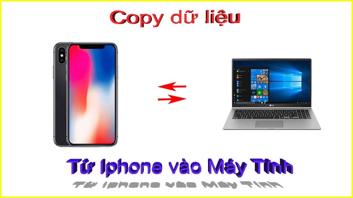 Cách copy ảnh từ iPhone vào máy tính bằng 3utools