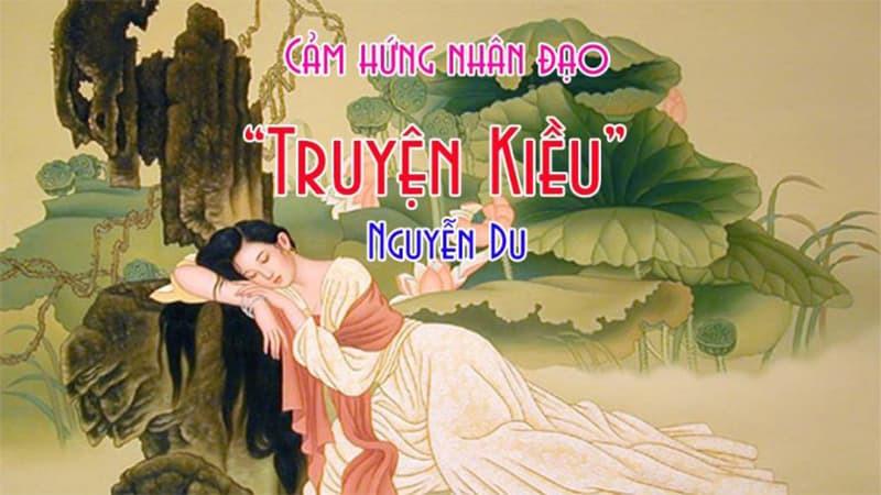 Cảm hứng nhân đạo trong truyện Kiều của Nguyễn Du