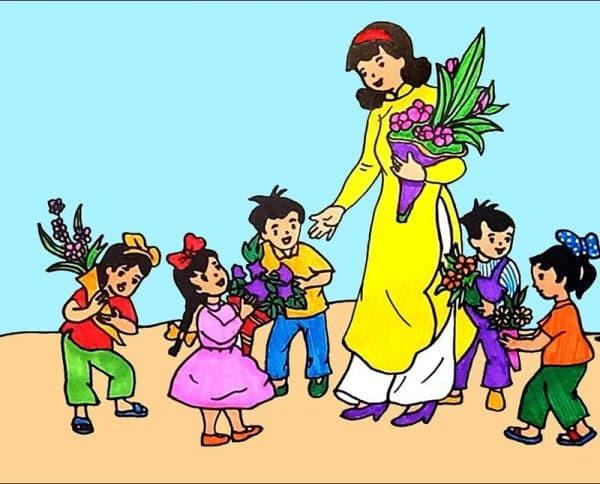 Lời chúc ngày nhà giáo Việt Nam   Hình 10
