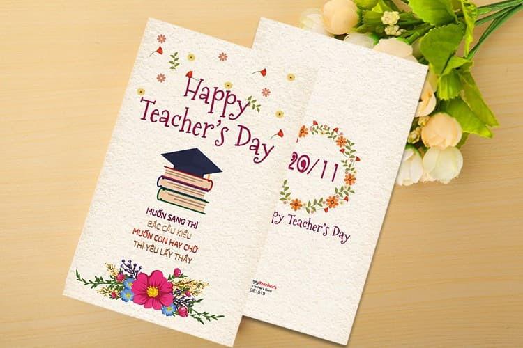 Lời chúc ngày nhà giáo Việt Nam   Hình 7