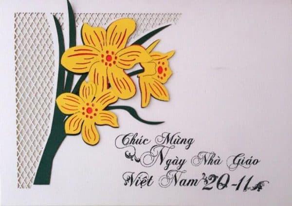 Lời chúc ngày nhà giáo Việt Nam   Hình 9