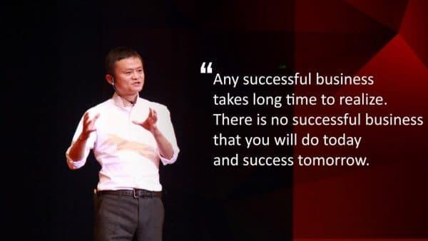 Những câu nói hay của Jack Ma | Hình 13