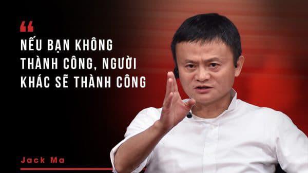 Những câu nói hay của Jack Ma | Hình 1