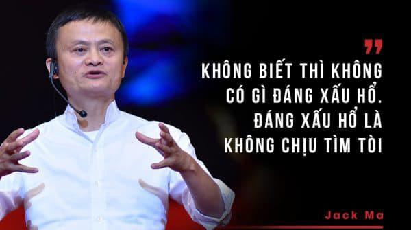 Những câu nói hay của Jack Ma | Hình 3