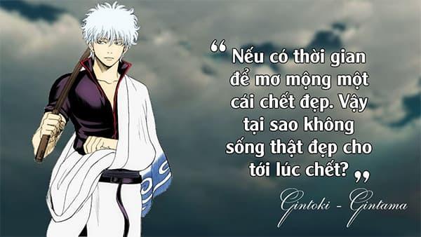 Những câu nói hay trong Anime | Hình 4