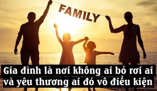 Những câu nói hay về gia đình   Hình 5