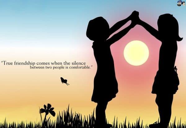 Những câu nói hay về tình bạn | Hình 10