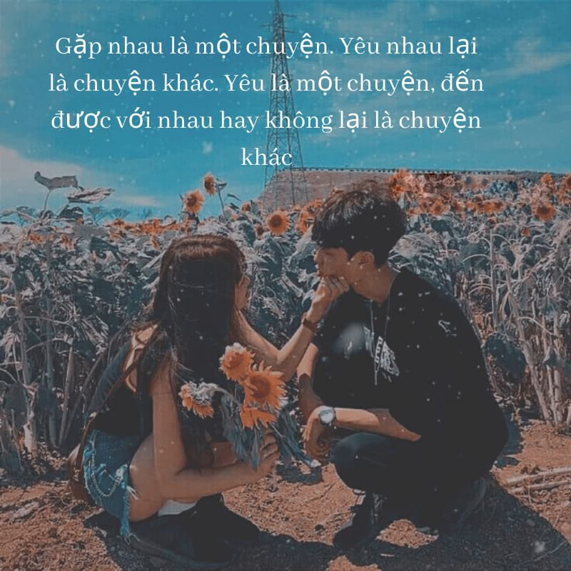 Những câu nói hay về tình yêu ý nghĩa hơn cả câu nói