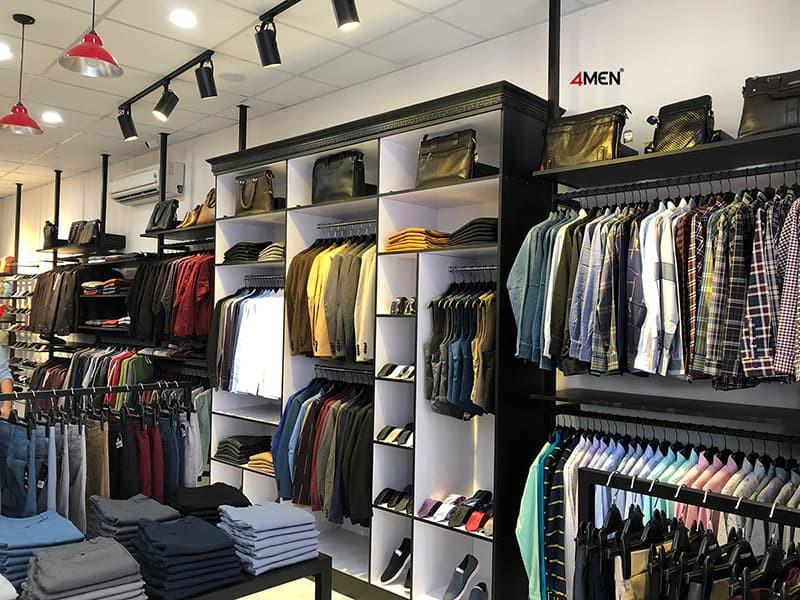 Top 10 Shop quần áo nam đẹp nhất ở Hà Nội được nhiều bạn lựa chọn
