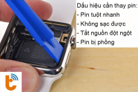 Thay pin Apple Watch Series 6