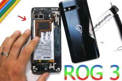 Thay pin Asus Rog Phone 3