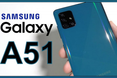 Thay nắp lưng Samsung Galaxy A51