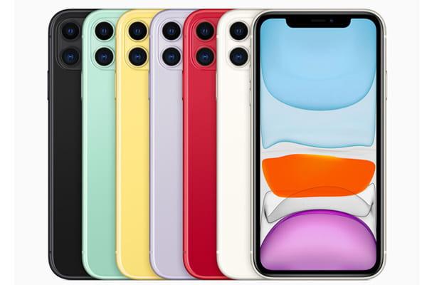 Những màu sắc chủ đạo trên iPhone 11 & 11 Pro Max