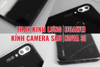 Thay kính camera sau Huawei Nova 2i, 3i