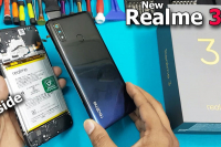Thay pin Realme 3, 3 Pro
