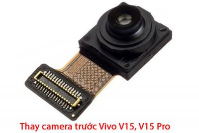 Thay camera trước, sau Vivo V15 Pro