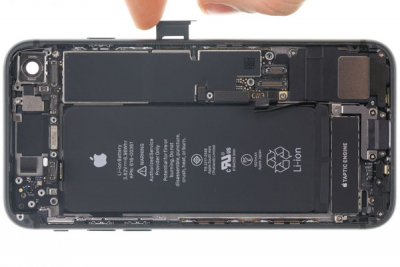 Thay cáp Volume gạt rung iPhone 8, 8 Plus