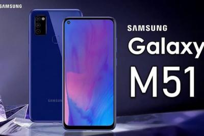 Thay màn hình Samsung Galaxy M51