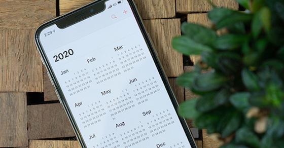 Hướng dẫn 2 cách để thêm và xem lịch âm trên iPhone, iPad