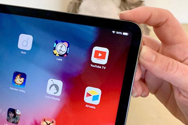 Hướng dẫn cách chụp màn hình iPad tất cả các dòng: Air, Mini, Pro 2020
