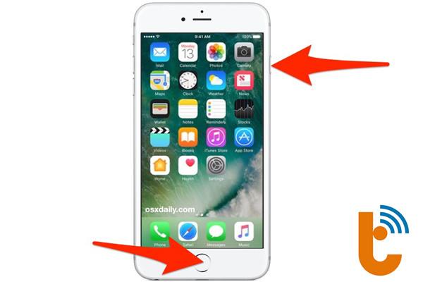 Hướng dẫn cách chụp màn hình iPhone trên tất cả các dòng