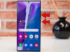 Hướng dẫn 3 cách để chụp màn hình Samsung Galaxy Note 20