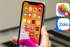 Cách đặt mật khẩu cho ứng dụng trên iPhone trực tiếp chi với vài thao tác